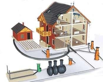 Инженерные системы и коммуникации для частного загородного дома: полный комплекс!